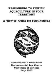 Responding to Finfish Aquaculture in Your Territory